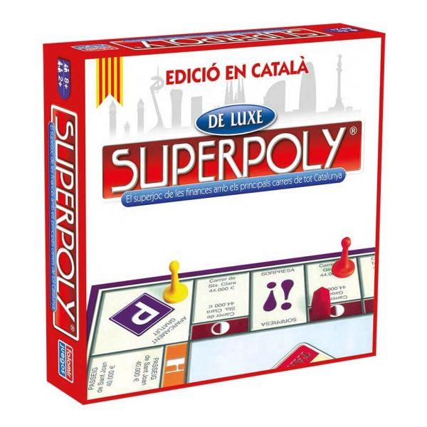 Juego Falomir - Superpoly de Luxe Català