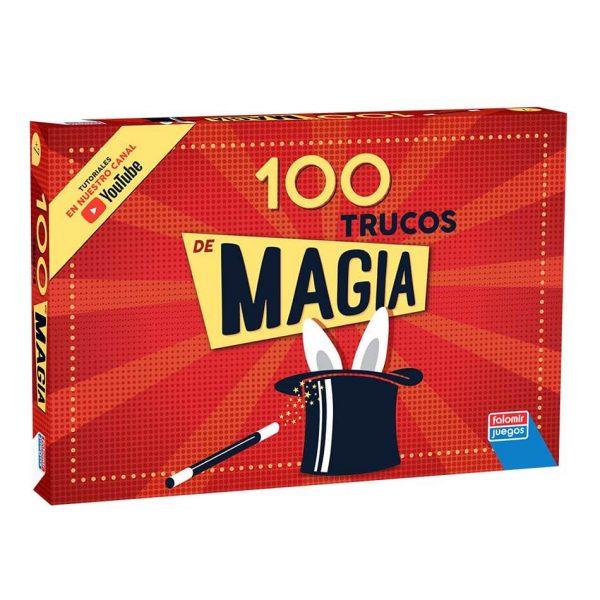 Juego Falomir - Caja Magia 100 Trucos