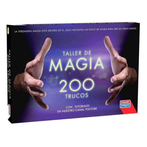 Juego Falomir - Caja Magia 200 Trucos