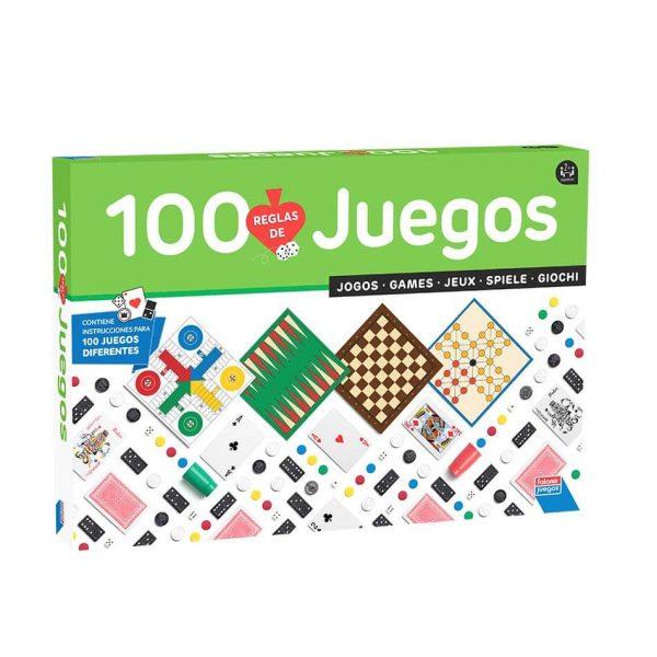 Juego Falomir - 100 Juegos Reunidos