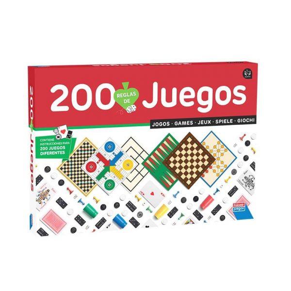 Juego Falomir - 200 Juegos Reunidos