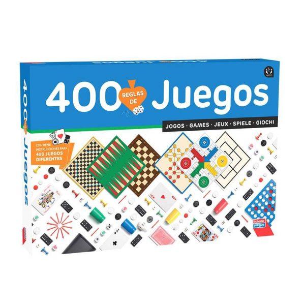 Juego Falomir - 400 Juegos Reunidos