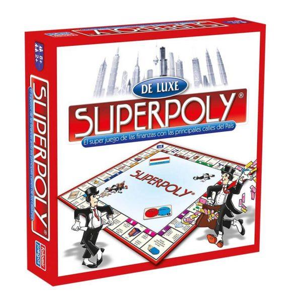 Juego Falomir - Superpoly de Luxe