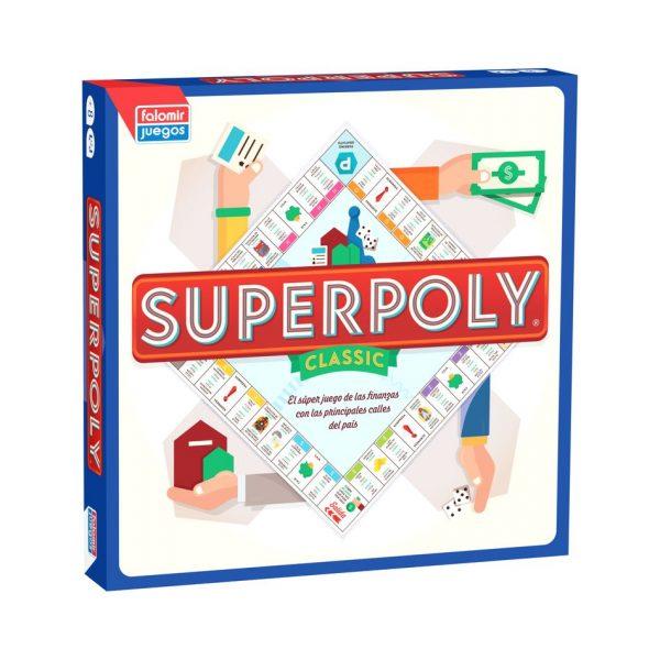 Juego Falomir - Superpoly