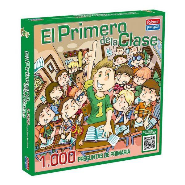 Juego Falomir - El Primero de la Clase 1.000