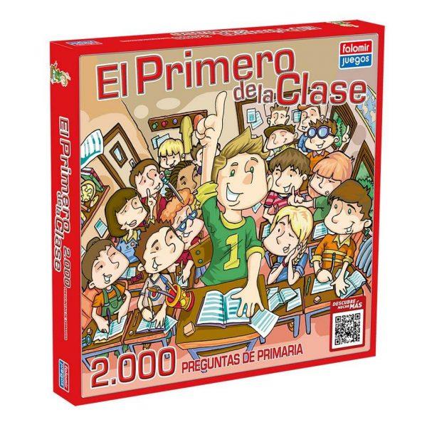 Juego Falomir - El Primero de la Clase 2.000