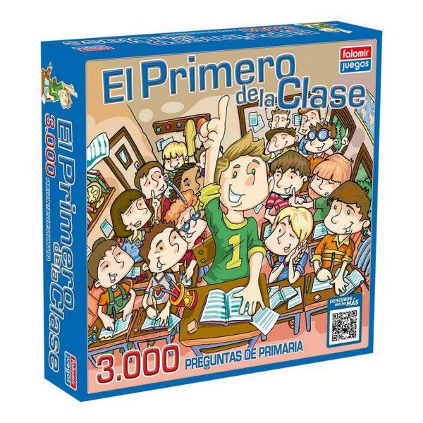 Juego Falomir - El Primero de la Clase 3.000