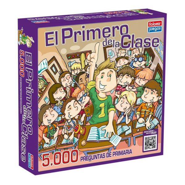 Juego Falomir - El Primero de la Clase 5.000