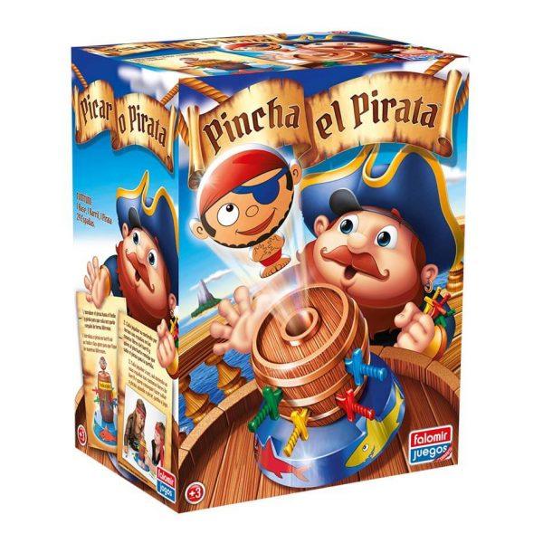 Juego Falomir - Pincha El Pirata