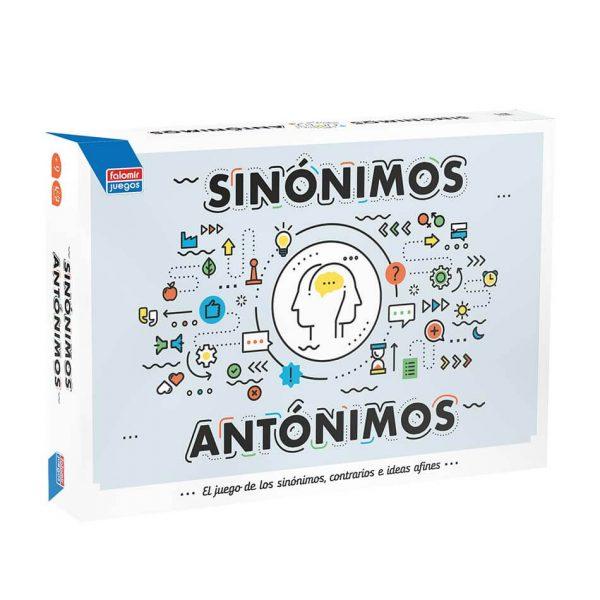Juego Falomir - Sinónimos y Antónimos