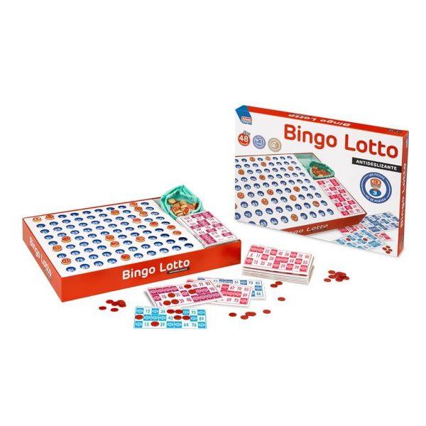 Juego Falomir - Bingo - Lotto