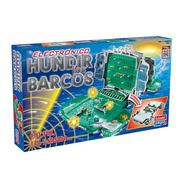 Juego Falomir - Hundir los Barcos Electrónico