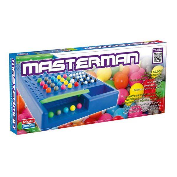Juego Falomir - Masterman