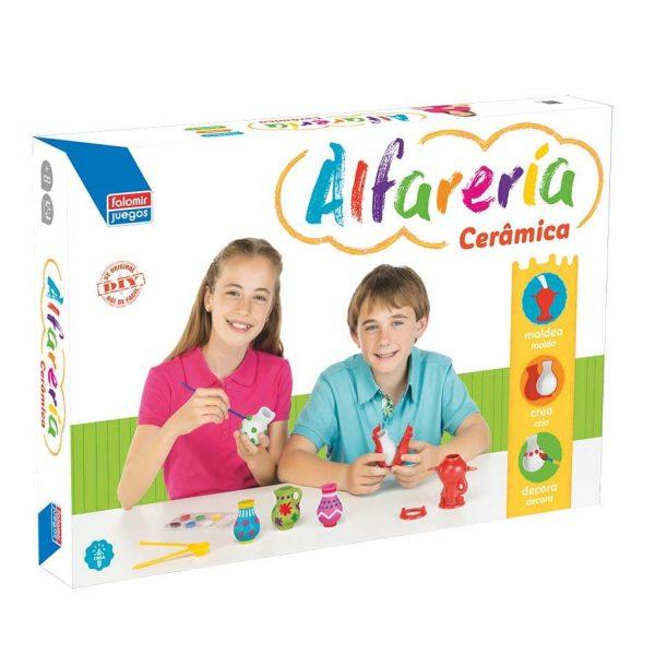 Juego Falomir - Alfarería