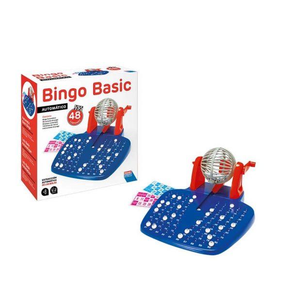 Juego Falomir - Bingo Automático Basic