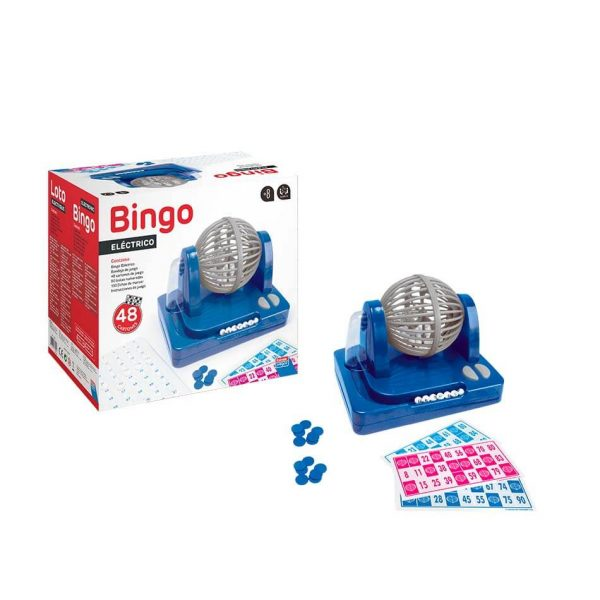 Juego Falomir - Bingo Eléctrico