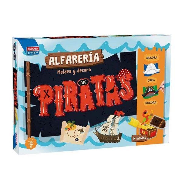 Juego Falomir - Alfarería Piratas