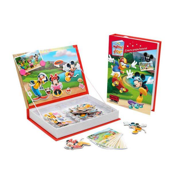 Juego Falomir - Magnet Story Disney Clasic