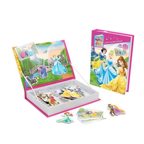 Juego Falomir - Magnet Story Disney Princess