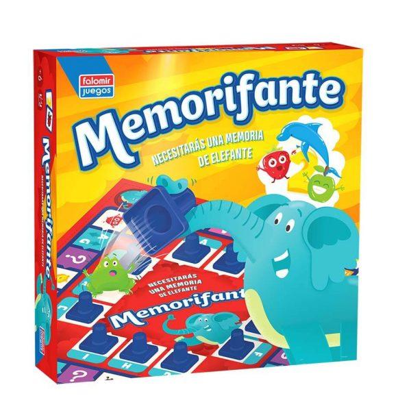 Juego Falomir - Memorifante