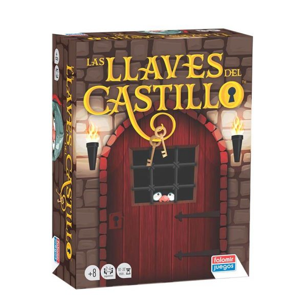 Juego Falomir - Las Llaves del Castillo