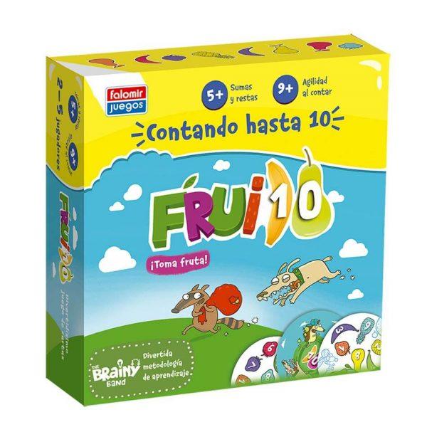 Juego Falomir - Fruit10