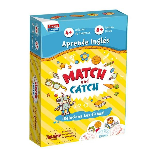 Juego Falomir - Match and Catch
