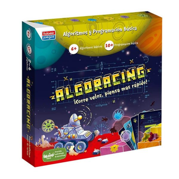 Juego Falomir - Algoracing