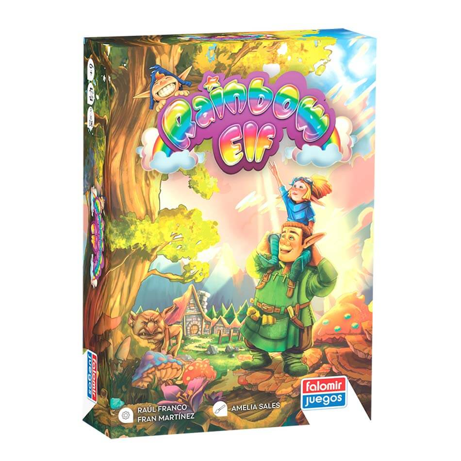 Juego Rainbow Elf