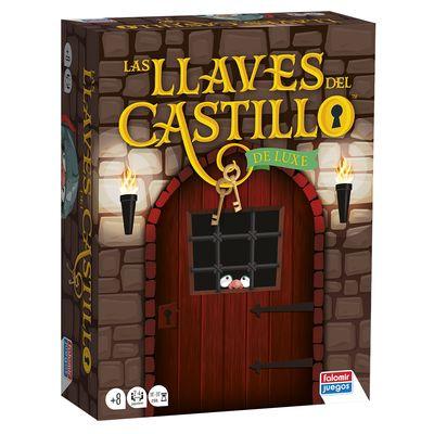 Juego Las Llaves del Castillo de Luxe