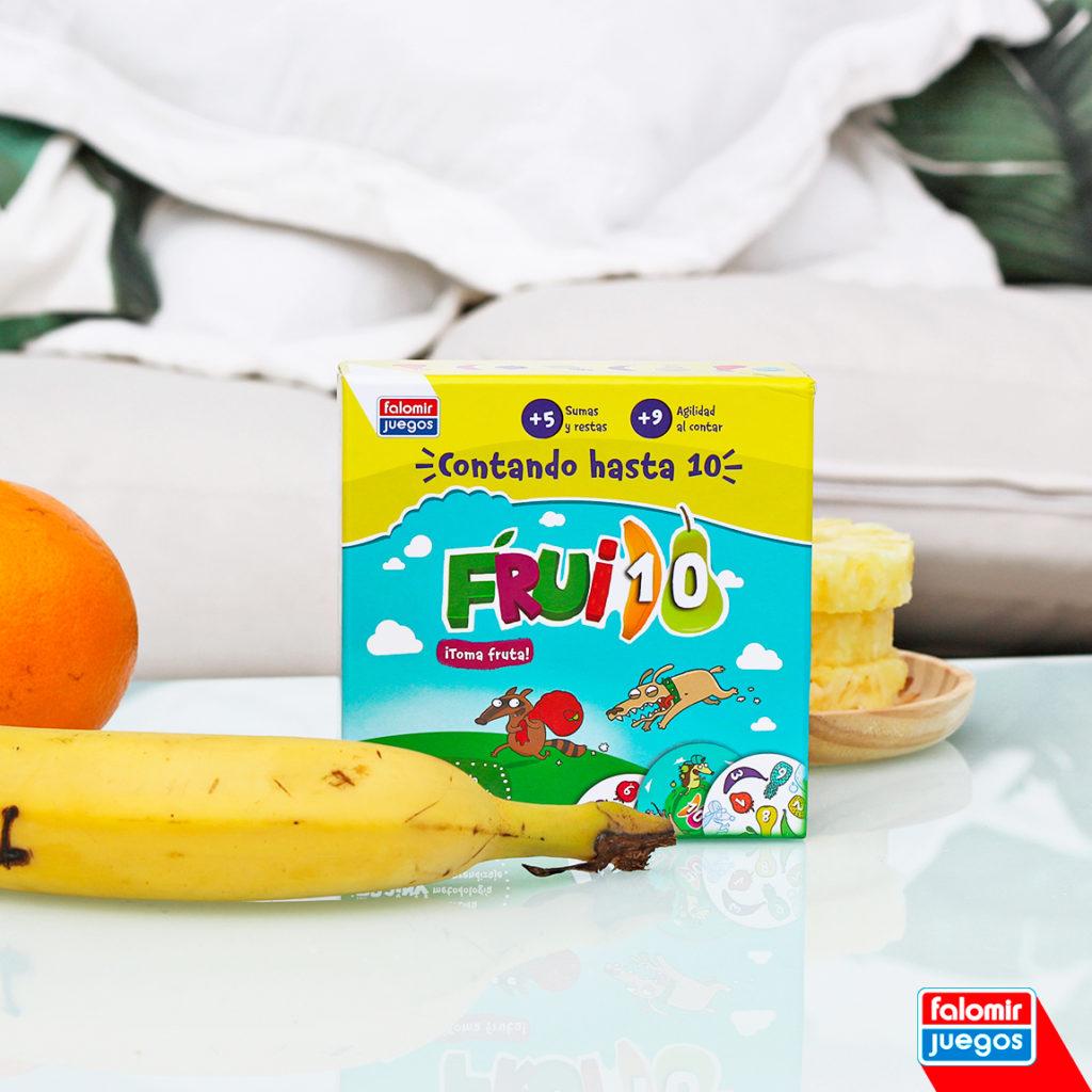 foto del fruit10, un juego perfecto para practicar el cálculo mental